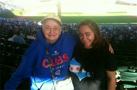 Great Neighbors Chicago Cubs outing